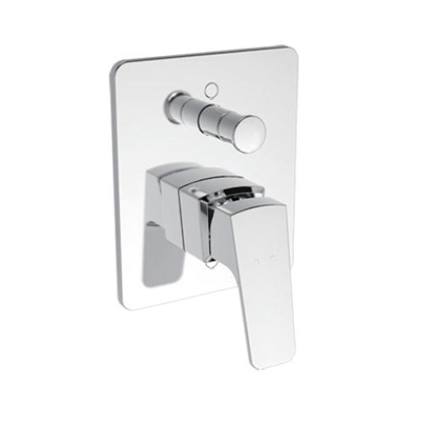 美標 Flexio 埋入式浴缸龍頭帶切換 FFAS0421 1