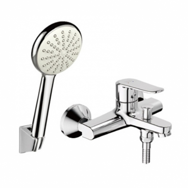 美標 Neo Modern 浴缸&淋浴雙用單槍龍頭 FFAS0711 1